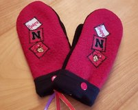 New Nebraska Huskers Adult Size Mittens in St. Charles, Illinois