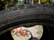 Bridgestone 225/40 R19 Tires For Sale (Only 2) in Beaufort, South Carolina