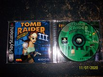 TOMB RAIDER III in Warner Robins, Georgia