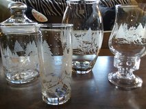 Christmas Glassware in Cherry Point, North Carolina