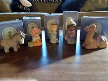 Collectible Avon Nativity pieces in Cherry Point, North Carolina