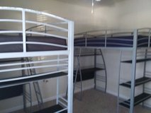2 twin loft beds in Tomball, Texas