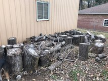 Free Wood in Clarksville, Tennessee