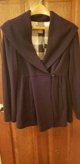 New,  Black Shawl Collar Kenar Jacket in St. Charles, Illinois