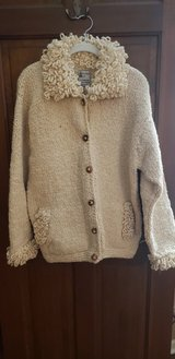 Handmade Wool Sweater/Jacket in St. Charles, Illinois