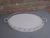 Oval serving tray in Spring, Texas