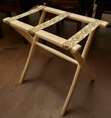 REDUCED Vintage Luggage Rack in 29 Palms, California