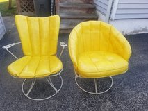 Patio chairs in St. Charles, Illinois