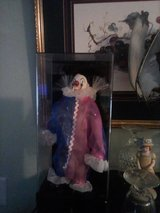 lights display Music box clown in Beaufort, South Carolina