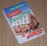 Favorite All Time Recipes Nabisco Holiday Fun Cookie Crafts & Entertaining Spiral Bound Book in Yorkville, Illinois