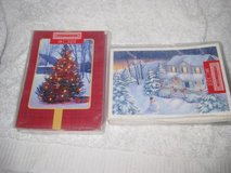 2 New Boxes Hallmark Christmas Cards in Okinawa, Japan