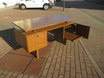big desk with drawers + shelves in Ramstein, Germany
