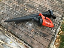 Black & decker electric leaf blower in St. Charles, Illinois