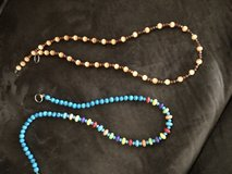 Hand made necklaces in Elgin, Illinois