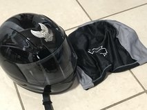 Harley Davidson Full Face Helmet with Bag EUC Size M in Fairfield, California