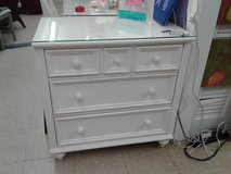 White Cottage Style Chest #2538-1 in Camp Lejeune, North Carolina