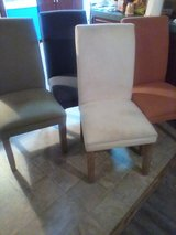 Dinning chairs needs cleaning but otherwise in good condition in Conroe, Texas