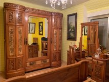 French Bedroom Set, Art Deco in Spangdahlem, Germany