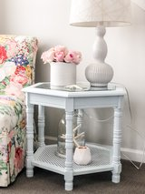 Vintage Table refreshed in Batavia, Illinois