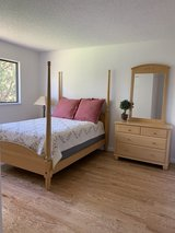 4-Poster Bed and Mattress in Fairfield, California