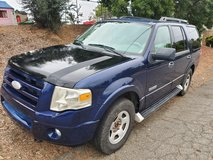 2008 Ford Expedition 4x4 in Camp Pendleton, California