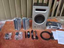 Brand New Vizio 5.1 Surround Sound Subwoofer and Satellite Speakers in Kingwood, Texas