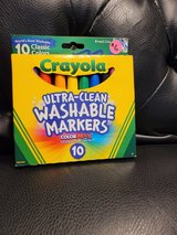 Washable markers in Bolingbrook, Illinois
