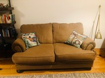 Fabric Couch in Baumholder, GE