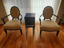 Baker chairs and nesting Tables in Batavia, Illinois