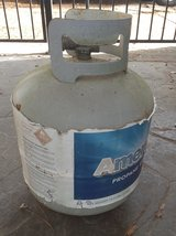 Propane Tank in Kingwood, Texas