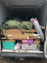 SORTED AND UNSORTED TRASH PICK UP, MISC. JUNK  REMOVAL, GARBAGE DISPOSAL DEBRIS HAULING in Ramstein, Germany