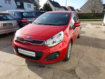 2015 KIA RIO * First owner* LOW KM *NEW INSPECTION* BEST CONDTION*TILL 2022 KAI Guarantee in Spangdahlem, Germany