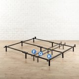 "Zinus Adjustable 7"" Bed Frame - Fits Full, Queen or King Size - New! in Oswego, Illinois"
