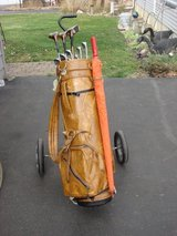 GOLF BAG / CARTE / 14 CLUBS in Sugar Grove, Illinois
