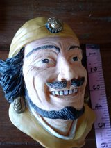 New resin wall hanging head Figurine by King turbin in Denton, Texas