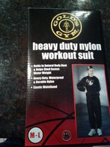 Golds Gym heavy duty nylon workout suit in Denton, Texas