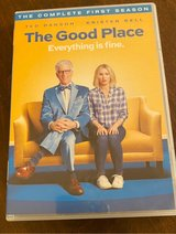 The Good Place Season One in Naperville, Illinois