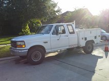 Vintage, Ford F250 Xcab, Utility Bed in The Woodlands, Texas