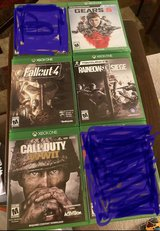 Xbox One Games in Yorkville, Illinois