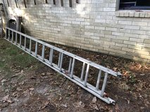 Werner aluminum Extention ladder in Conroe, Texas