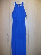 Sweet Storm Royal Blue Halter Dress in Clarksville, Tennessee