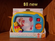 Winnie the pooh my 1st tv toy. New in Fairfield, California