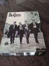 The Beatles black & white puzzle in Joliet, Illinois