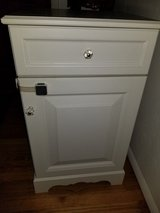 White Cabinet / Nightstand / Stand. in Colorado Springs, Colorado