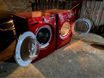 Front load washer and dryer set in Kingwood, Texas