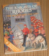 The Knights of Rhodes The Palace & the City Soft Cover Book in Joliet, Illinois