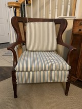 Wing back chair in Vacaville, California