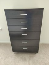 Tall High Chest Dresser in Fort Eustis, Virginia