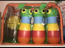 Gently used Melissa & Doug Happy Giddy Bowling Set in Rolla, Missouri