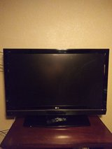 "LG 42"" TV w/remote in Kingwood, Texas"